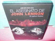 EL ASESINATO DE JOHN LENNON - DESCATALOGADA