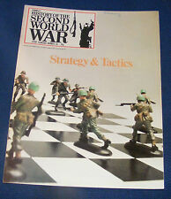 PURNELL'S HISTORY OF THE SECOND WORLD WAR NUMBER 115 STRATEGY & TACTICS