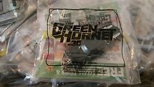 Green Hornet Black Beauty keychain New in sealed package Hardee's Carl Jr's