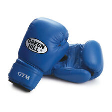 Greenhill boxing gloves gym leather kick bag pad training punch strike mma 10 oz