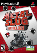 Metal Slug Anthology PS2 New Playstation 2