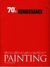 70's Renaissance Painting EVE Gallery Seoul Korea Art Catalog 43 Days 2013
