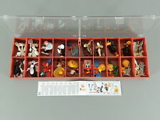 STECKIS: LOONEY Tunes UE 1991-SET COMPLETO + 1 BPZ