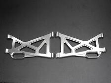 HPI Baja 5B RTR, 5B SS, 5T Upgrade Parts Aluminum Rear Lower Arm - 1Pr Silver