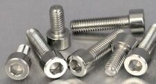 Fuel Cap Bolt Kit for Suzuki GSX 1300 R Hayabusa in stainless steel
