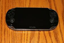 Sony PlayStation Vita PS Vita PSV PCH-1001 With Memory Card & Firmware 3.60