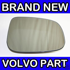 Volvo V40, V40 CC (13-) Electric Door Wing Mirror Glass (Right)