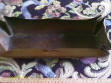 Copper Plant Holder - 11 X 5 INCHES-FANTASTIC WAFFLE END