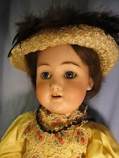 "Pretty ~  22"" Antique German Doll * Marked  *101* No Damage"