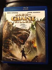 Jack the Giant Killer (Blu-ray) BLURAY JANE MARCH HARRY DYER VICKI GLOVER CROSS