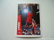 Stickers UPPER DECK Collector's choice 1996 - 1997 NBA Basketball N°183