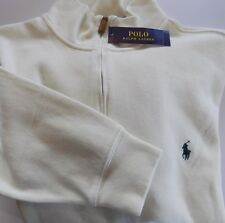 NWT Polo Ralph Lauren French Rib 1/2 Zip Mockneck Pullover Sweatshirt BIG & TALL