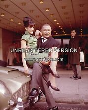 "Odd Job Goldfinger James Bond 007 10"" x 8"" Photograph"