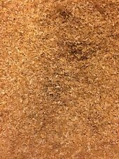 6lbs Wheat Bran Bedding/Food For Meal Worms and Superworms Free Shipping