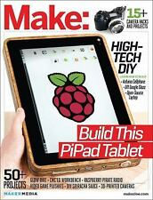 Make: Technology on Your Time Volume 38 : DIY Consumer Electronics (2014,...