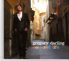 (DM86) Gregory Darling, Coloured Life - 2012 CD