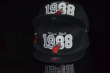 Miami heat SnapBack cap 47 Brand New nba 1988 Champion blogueros vintage tisa