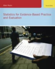 Statistics for Evidence-Based Practice and Evaluation by Rubin, Allen