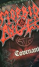 MORBID ANGEL * Covenant Tour Shirt 2014 * Death Metal Obituary Entombed Slayer