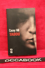 Tabou - Casey HILL