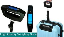 50kg Portable Hanging Digital Holiday Travel Suitcase Luggage Weighing 'e Scales