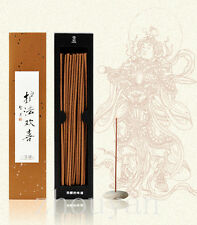 BEST TO OFFER PROTECTIVE DEITIES ! KATHOK TEMPLE BLESSED TIBETAN INCENSE STEAK