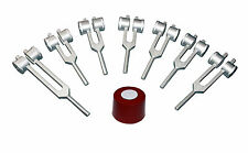 Weighted Endocrine & Spine 7 Healing Tuning Forks