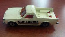 Matchbox Superfast No 60 Holden Pick-up 1977 Lesney Superbike