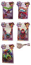 Dora the Explorer Fun Set Necklace Bracelet Hair Clip Ties 16 pcs. Easter Basket