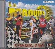 La Maquina El Chunchucuyo Es Tuyo CD New Nuevo Sealed