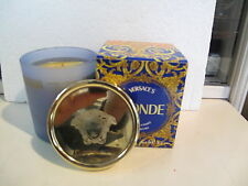 "VERSACE'S ""BLONDE"" perfumed candle 150g."