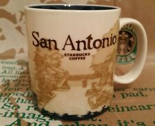 Starbucks Coffee Mug/Tasse/Becher SAN ANTONIO, Global Icon, NEU & unbenutzt!!!!!