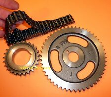 ✔✔ Mopar  383-400-440 Big-Block True Roller Timing Chain Sprocket Gear Set USA