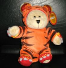 2010 Starbucks Bearista Bear NEW YEAR TIGER Asia Exclusive brand new WITH TAG