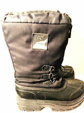 """Ice Fields15"""" TALL Winter / Snow Mobile  Si- Doo Boots SZ. 11US."""