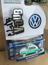 Greenlight  Club V - Dub  1946 Volkswagen Beetle w/ roof rack & surboards