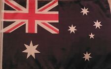 "18 x 12"" POLYESTER AUSTRALIAN COUNTRY FLAG SLEEVED BOAT SCOOTER AERIAL AUSTRALIA"