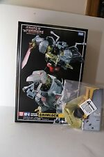 Transformers Masterpiece MP-8 Grimlock w/ Flame Sword Crown G1 Takara