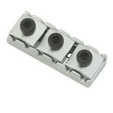 Genuine Floyd Rose ® Special Series Locking Nut: Satin Chrome, R2