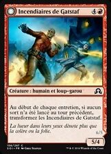 MTG Magic SOI - (x4) Gatstaf Arsonists/Incendiaires de Gatstaf, French/VF