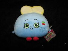 "new Shopkins Plush Peluches embroidered Toasty Pop soft toy 8"" Moose toys"