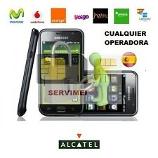 LIBERAR ALCATEL POP C1 C2 C3 C5 C9 XPOP IDOL, IDOL ULTRA IDOL MINI  CASI TODOS