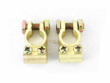 Battery Terminal Connector Pair Clamps Universal Fit for Car Van MotorHome