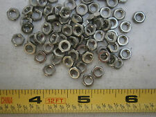 Hex Nuts 8/32 Extra Small Pattern Stainless Steel Lot of 40 #3178