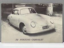 ✇ PORSCHE 356 Cabriolet Miniaturfoto von 1958