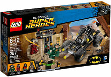 LEGO DC Super Heroes - 76056 Batman: Rescue from Ra's al Ghul - Neu & OVP