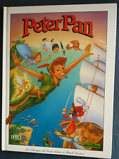 Peter Pan adaptation du dessin animé Walt Disney Dargaud dédicace Fée Clochette