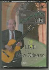 The CHARLIE BYRD Trio - LIVE from New Orleans -  DVD 2004 - NEU & OVP