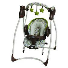Graco Duo Swing & Bouncer Zoofari / Baby swing / infant bouncer