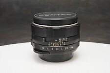 - Pentax Super - Takumar 50mm f/1.4 Lens M42, Universal Thread Mount